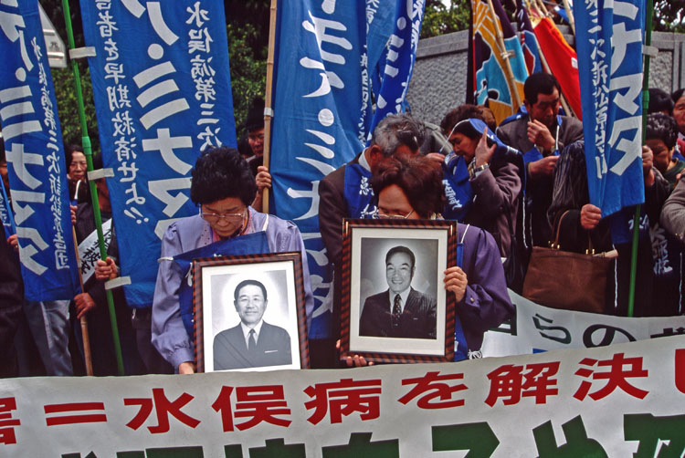 minamata disease protests