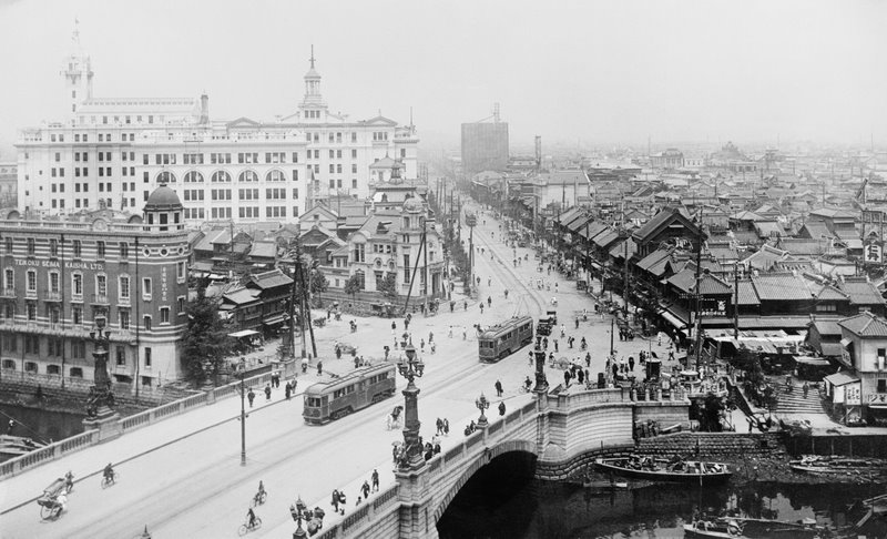 tokyo in the 1920s